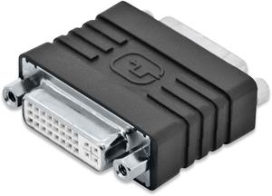 Adapter DVI I BUDVI I BU,DVI-I Buchse  DVI-I Buchse