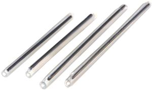 Spleißschutz-Schrumpfschlauch,L60x2.5mm, Kunststoff,VP=100St