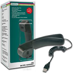 SKYPE USB Telefonhörer,Internettelefon