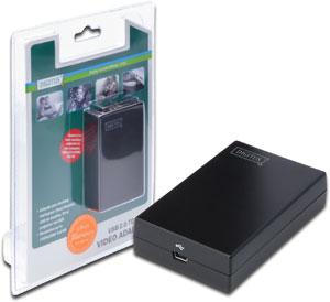Grafikadapter USB 2.0 zu HDMI,1980x1080, 32bit, 8MB SDRAM