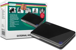 Ext.2.5 HDD Gehäuse SATA,SATA zu USB 2.0 ohne PSU