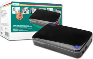 Ext.3.5 HDD Gehäuse USB 3.0,SATA zu USB 3.0