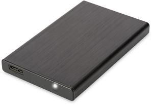 Ext.2.5\ SDD/HDD Gehäuse 3.0,SATA I-III - USB 3.0, Alu