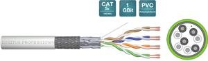 Verlegekabel CAT.5e SF/UTP,4x2xAWG26/7, PVC, 100m