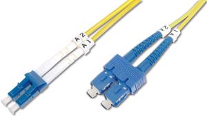 LWL Duplexkabel LCSC  1m OS2,9/125µ