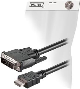 HDMI/ADVI/D Kab.B. STST 3m,AWG30, doppelt geschirmt