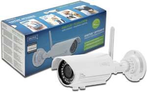 IP CAMERA-WLAN OPTI VARIO,2MP 1600x1200 Outdoor H.264