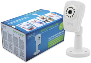 IP CAMERA MJPEG OPTI VIEW PRO,1MP 1280x720 Indoor H.264