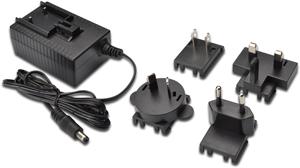 IP CAMERA- Netzteil 12V 1,5A,Stecker 5,5mm