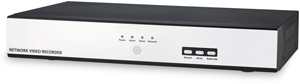 Network Video Recorder 8 Kanal,2xHDD Slot, HDMI und VGA OUT