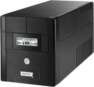 USV 1000VA/600W Line Interact.,LCD Display