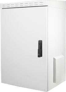Schrank Wandmontage 16HE IP55,Outdoor,885x670x600 RAL7035
