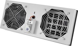 LÜFTERMODUL f.IP55 WANDGEHÄUSE,1 Lüfter, Thermostat schaltbar