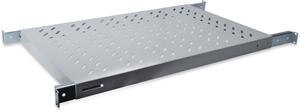 Fachboden 1HE T  725mm Grau,für 1000mm Schränke, max. 50kg
