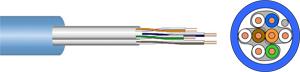 Verlegekabel CAT.6  U/FTP,4x2xAWG23, LSHF, 500m