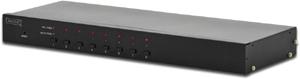 KVM SWITCH 8 Port PS2/USB 19,8 Port PS2 u. USB Support