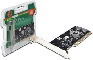 SATA Controller PCI 2P.,2x SATA Port intern