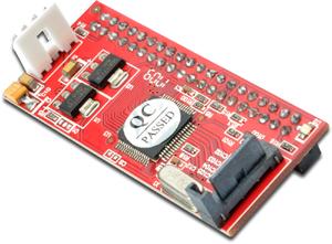 DIGITUS Adapter SATA auf IDE fuer Anschluss von IDE Storage Devices an einen SATA Controller