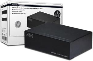 VGA Splitter 2 Fach 350MHz,Max. Auflösung 2048x1536