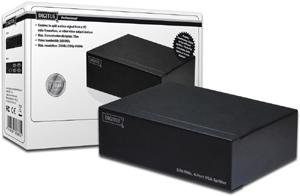 VGA Splitter 4 Fach 500MHz,Max. Auflösung 2048x1536