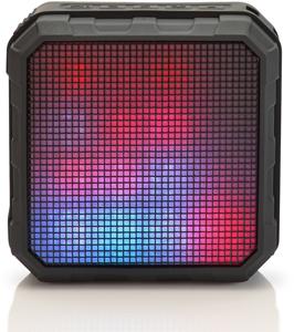 EDNET Spectro LED Bluetooth 4.0 Lautsprecher 4 Watt 2.200mAH