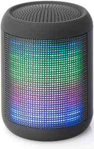 Speaker Mellow LED Bluetooth,3W, BT 3.0, 1.000mAh Akku, FM