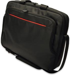 Notebook Tasche 15,6,Material: Nylon, Farbe:Schwarz