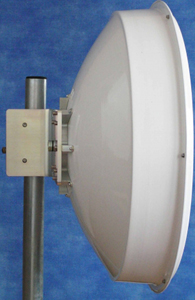 43dBi  680mm Aluminium,für RA-RAY2-24