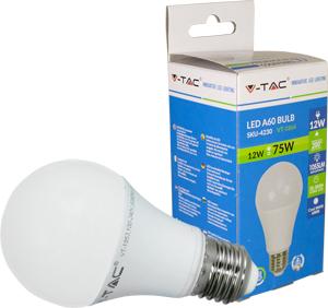 LED Bulblight E27 12W Kaltweiß,SMD Chip,1055lm, 200°