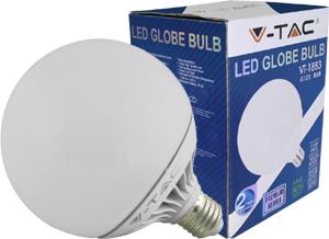 LED Bulblight E27 13W Warmweiß,SKU 4253, 1055lm, 200°