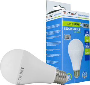 LED Bulblight E27 15W Naturw.,SMD Chip, 1500lm, 200°