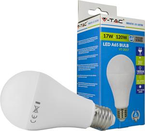 LED Bulblight E27 17W Naturw.,SMD Chip, 1800lm, 130°