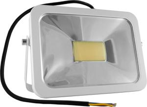 LED Fluter 30W Warmweiß IP65,2700lm Leuchtkraft, Weiss