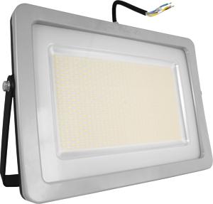 LED Fluter300W Kaltweiß IP65,24000lm Leuchtk., Black/Silver