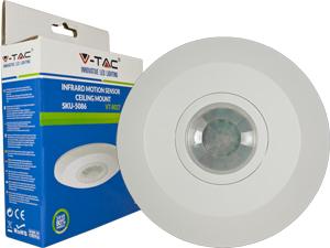 Bewegungsmelder 360°, IP20,SKU 5086, max.1000W (LED)