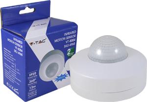 Bewegungsmelder 360°,SKU 4968, max.300W (LED),
