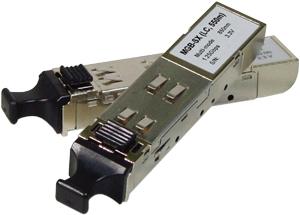 SFP Modul für Switche 1000SX,LC, Multimode, 850nm, 550M