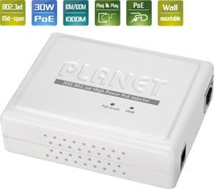 PoE Energieversorger  802.3at,10/100/1000 Mbps, max.56V, 30W